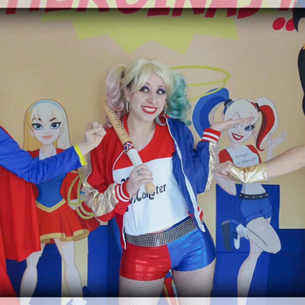 Super Heroínas